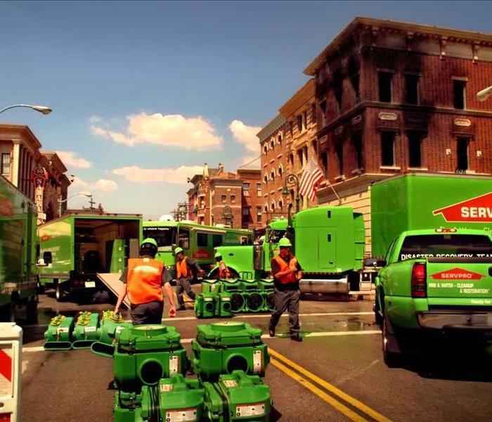 Storm Damage When Storms or Floods hit Hampden County, SERVPRO is ready!